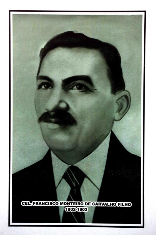Cel. Francisco Monteiro de Carvalho Filho