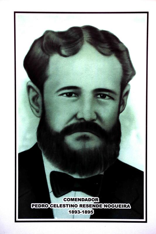 Comendador Pedro Celestino Resende Nogueira