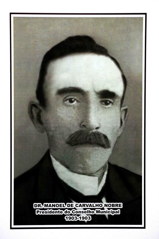 Dr. Manoel de Carvalho Nobre