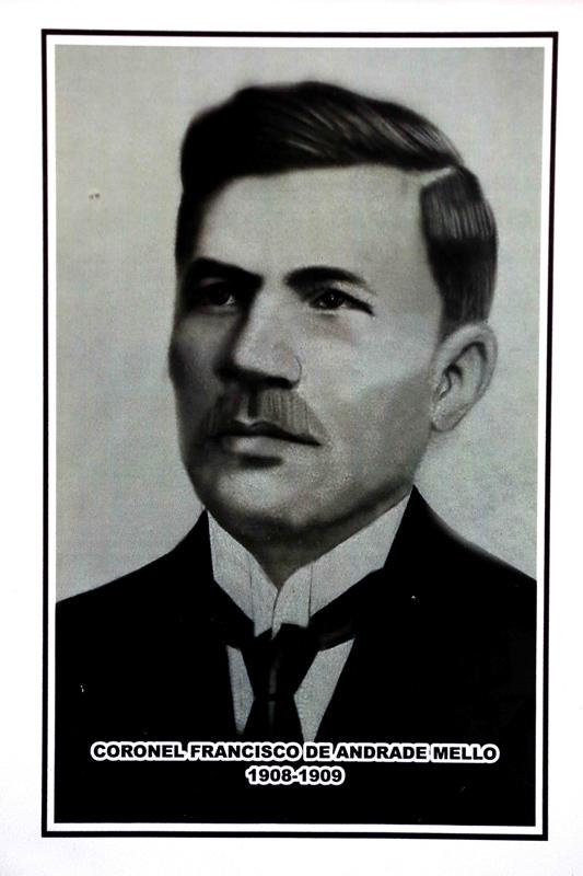 Coronel Francisco de Andrade Mello