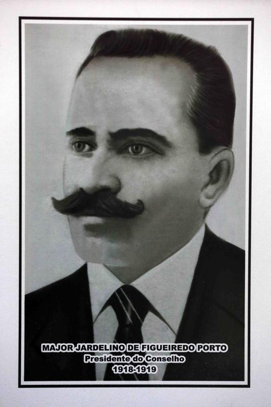 Major Jardelino de Figueiredo Porto