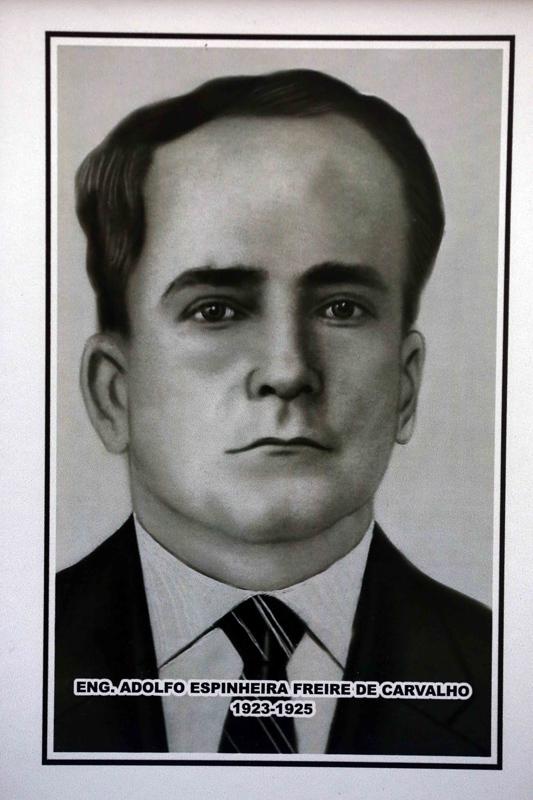 Eng. Adolfo Espinheira Freire de Carvalho