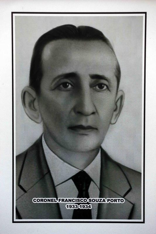 Coronel Francisco Souza Porto