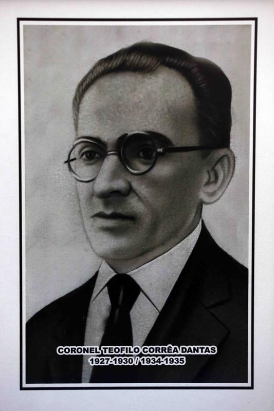 Coronel Teofilo Corrêa Dantas