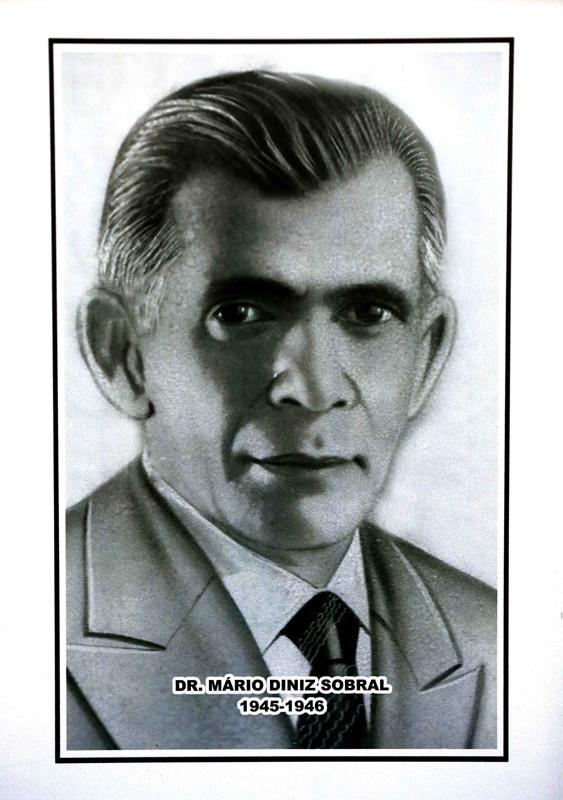 Dr. Mário Diniz Sobral