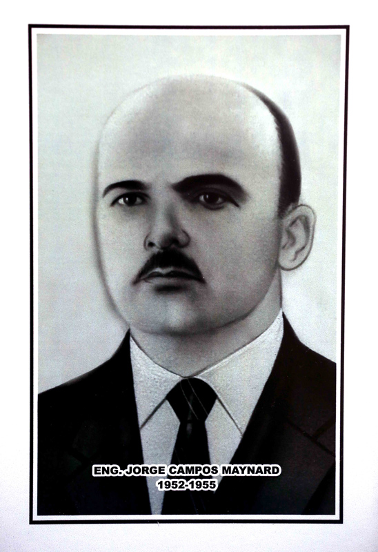 Eng. Jorge Campos Maynard