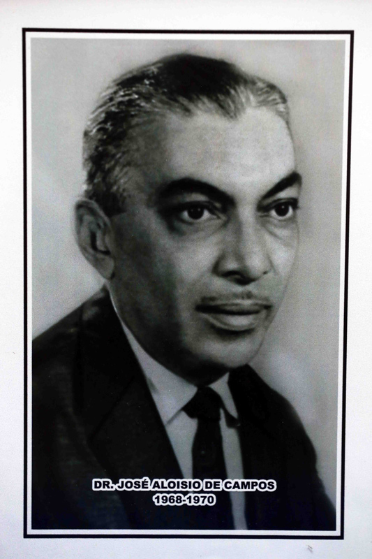 Dr. José Aloisio de Campos