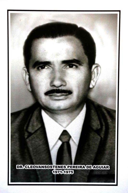 Dr. Cleovansostenes Pereira de Aguiar