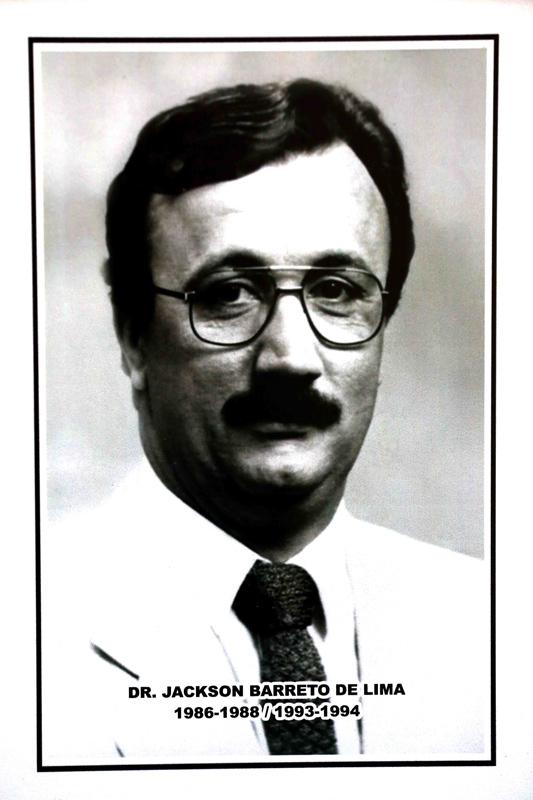 Dr. Jackson Barreto de Lima