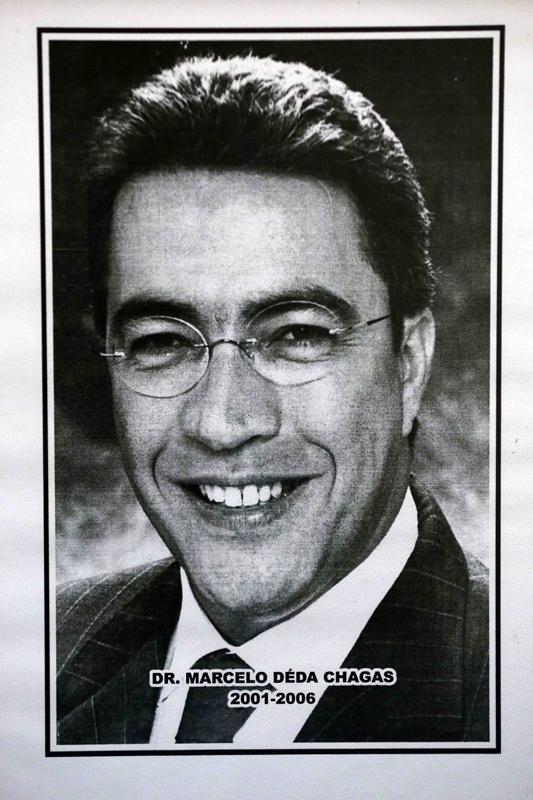 Dr. Marcelo Déda Chagas