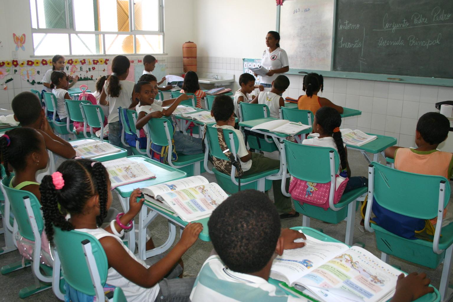 Legislação na educação infantil