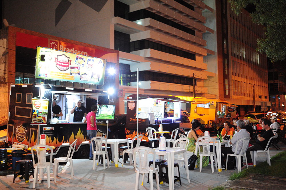 Projeto Ocupe a Praça movimenta o Centro da cidade