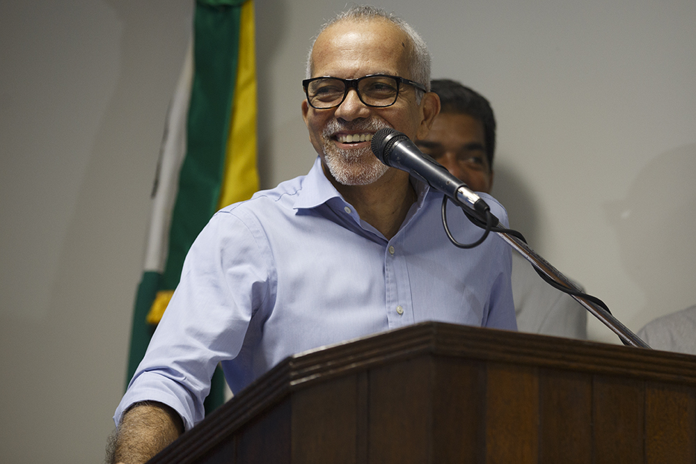 Edvaldo é 1º lugar entre prefeitos do Nordeste em cumprimento de promessas